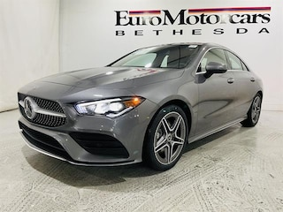 2021 Mercedes-Benz CLA CLA 250 4MATIC Coupe Coupe