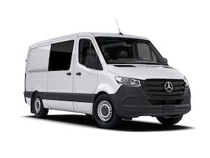 2021 Mercedes-Benz Sprinter Crew Van 2500 Standard Roof Diesel 144WB RWD Van Cargo Van