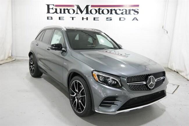 2019 Mercedes-Benz AMG GLC 43 AMG® GLC 43 SUV SUV