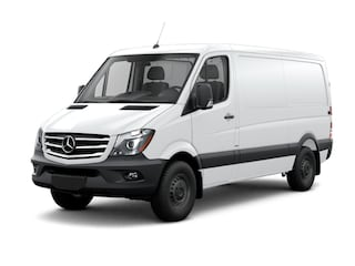 2019 Mercedes-Benz Sprinter 2500 2500 Standard Roof 144in Wheelbase Van Cargo Van