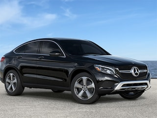 2019 Mercedes-Benz GLC 300 GLC 300 4MATIC® Coupe Coupe
