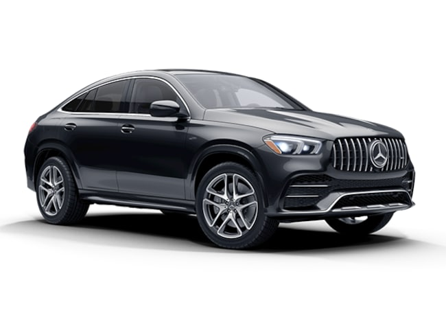 2021 Mercedes-Benz GLE AMG GLE 53 4MATIC Coupe SUV