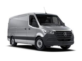 2021 Mercedes-Benz Sprinter Cargo Van 2500 Standard Roof I4 Diesel 144WB RWD Van Cargo Van