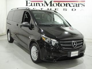 2017 Mercedes-Benz Metris Passenger Van Van
