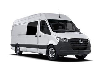 2021 Mercedes-Benz Sprinter Crew Van 2500 High Roof Diesel 170WB RWD Van Cargo Van