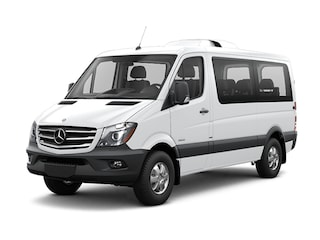 2019 Mercedes-Benz Sprinter 2500 2500 Standard Roof 144in Wheelbase Van Crew Van