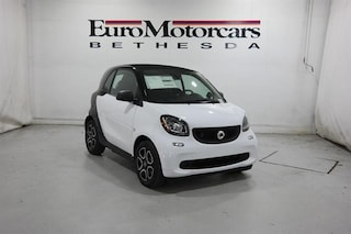 2019 smart EQ fortwo Passion Coupe Coupe