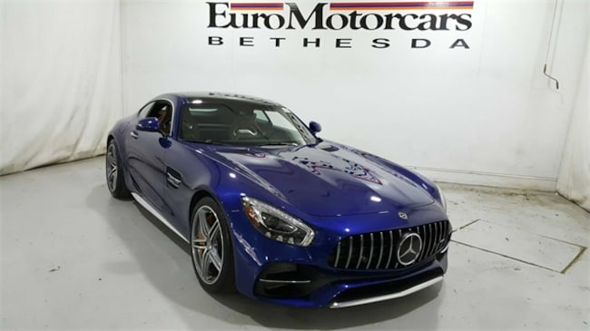 2018 Mercedes-Benz AMG® GT C Coupe