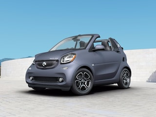 2018 smart fortwo electric drive prime cabriolet Convertible