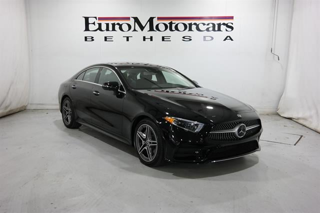 New 2019 Mercedes Benz Cls 450 For Sale At Euro Motorcars