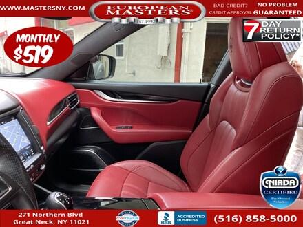 2018 Maserati Levante GranSport SUV