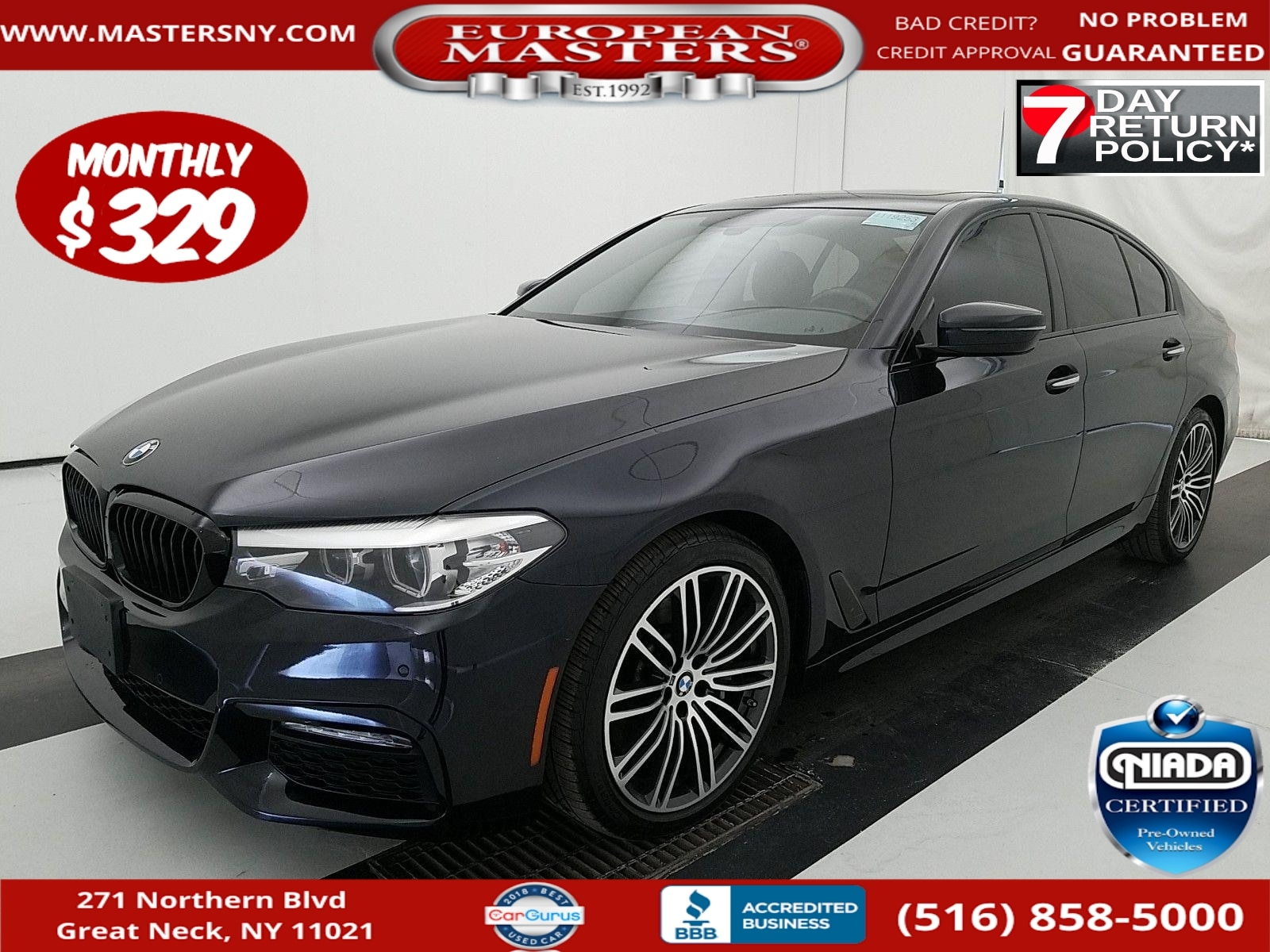 Used Bmw 5 Series Great Neck Ny