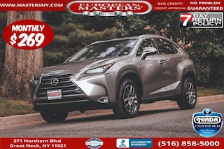 Used 2015 LEXUS NX 200t SUV For Sale Great Neck NY
