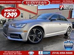 Used 2018 Audi A4 2.0T Premium Sedan Great Neck NY