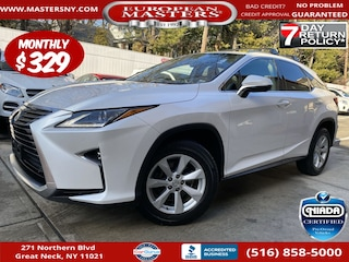 Used 2017 LEXUS RX 350 SUV For Sale Great Neck NY