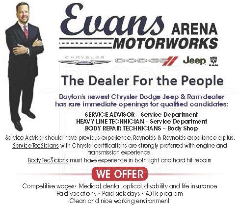 Evans Motors Dayton Ohio Impremedia Net