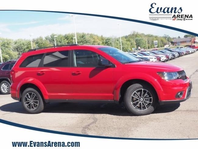 2018 Dodge Journey V6 VALUE PACKAGE Sport Utility
