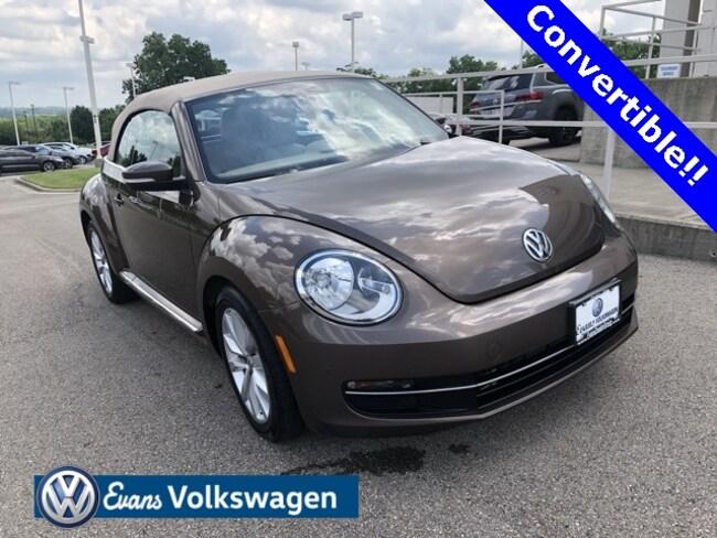 2015 Volkswagen Beetle 2.0 TDI Convertible