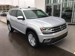 New 2018 Volkswagen Atlas SEL Premium SUV in Dayton, OH