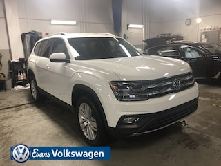 New 2019 Volkswagen Atlas SE SUV in Dayton, OH