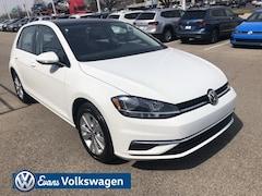 2019 Volkswagen Golf TSI SE 4-Door Hatchback