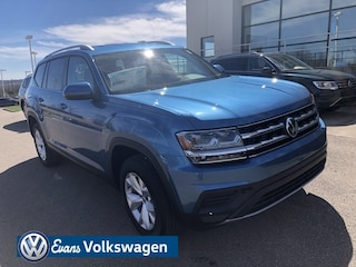 New 2019 Volkswagen Atlas S SUV in Dayton, OH