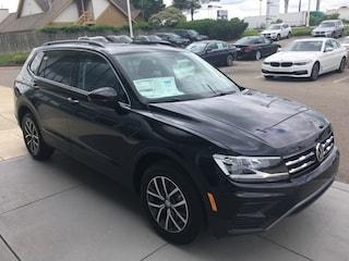 New 2019 Volkswagen Tiguan 2.0T SE SUV in Dayton, OH