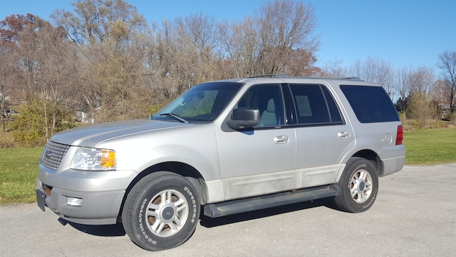 used 2003 ford expedition for sale at evans ford inc. | vin