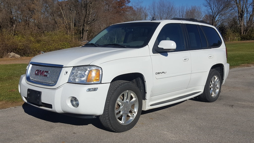 Used 2006 GMC Envoy For Sale at Evans Ford Inc  | VIN: 1GKES63M162190832