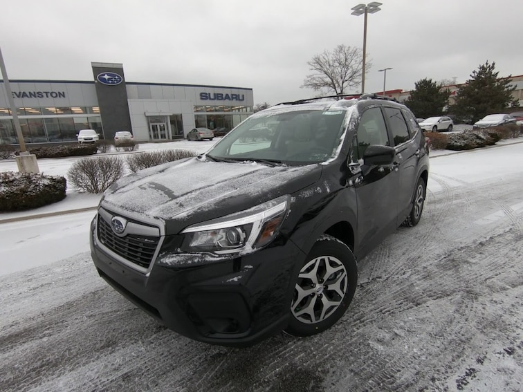 New 2019 Subaru Forester Premium Near Chicago