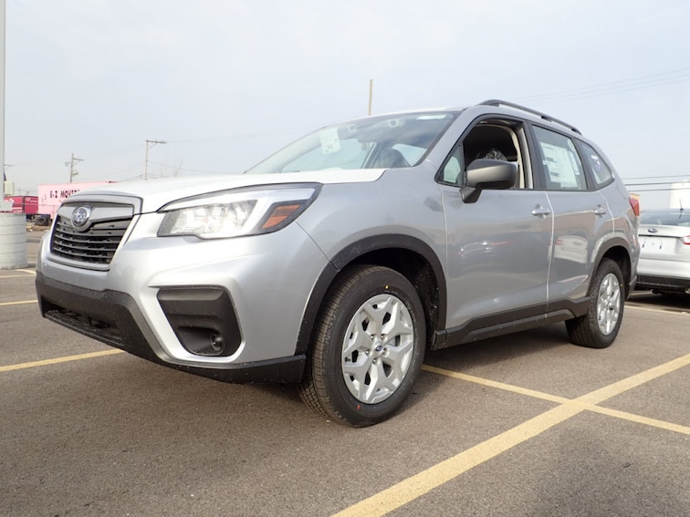 New 2019 Subaru Forester Standard SUV For Sale in Skokie, IL