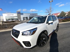 New 2019 Subaru Forester Sport SUV in Skokie, IL near Chicago