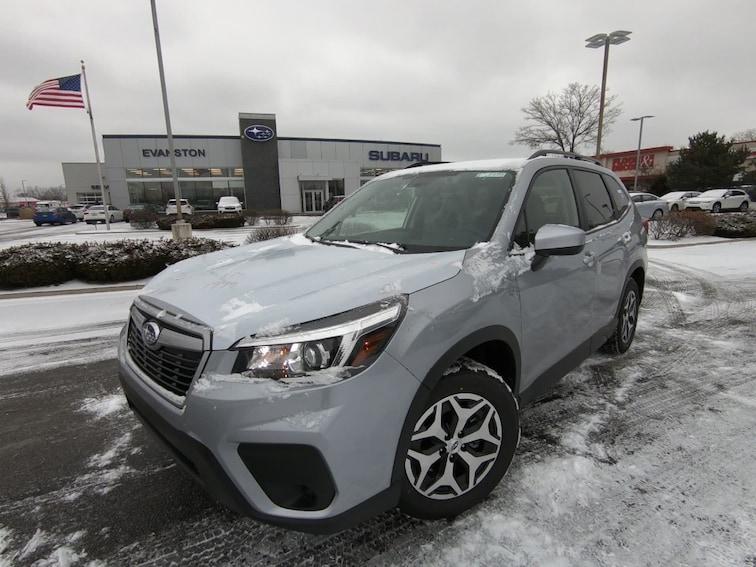 New 2019 Subaru Forester Premium SUV For Sale in Skokie, IL