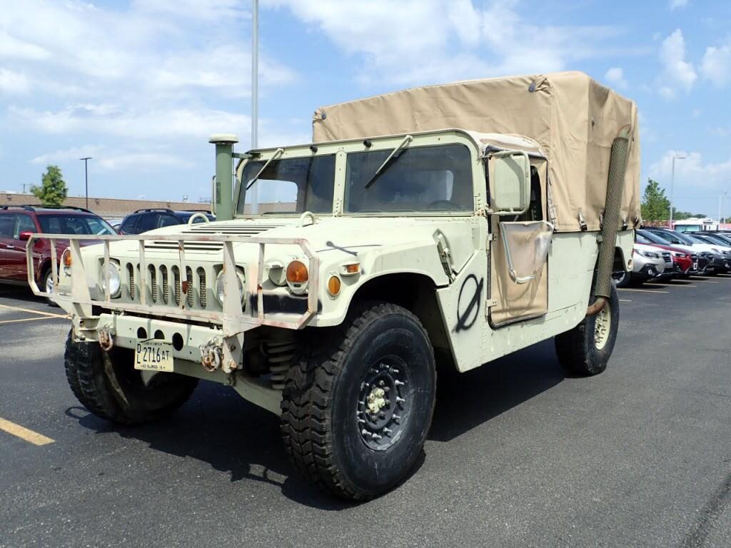 1994 AM General M998a1 Humvee Hmmwv Military