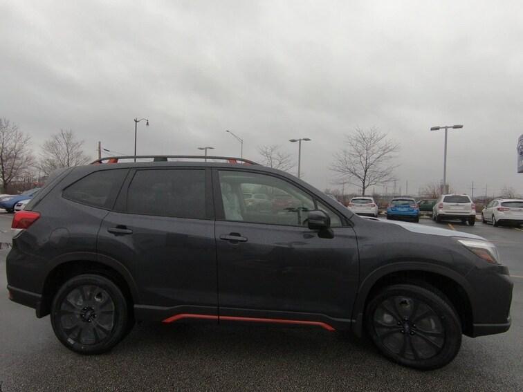 New 2019 Subaru Forester For Sale In Skokie Il Near Chicago
