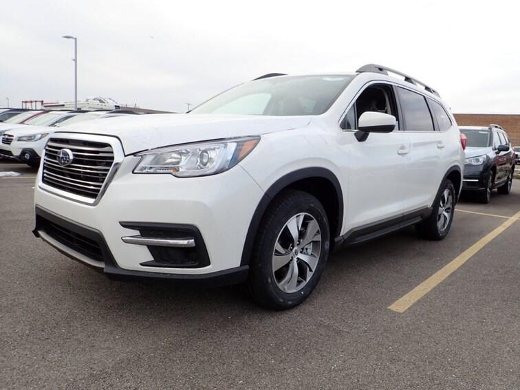 New 2019 Subaru Ascent Premium 8-Passenger SUV For Sale in Skokie, IL
