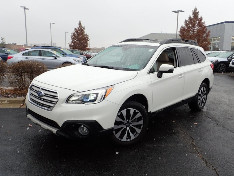 Used 2017 Subaru Outback 3.6R Limited SUV For Sale in Skokie, IL