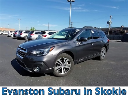 Featured Used 2019 Subaru Outback 2.5i Limited SUV for Sale near Chicago