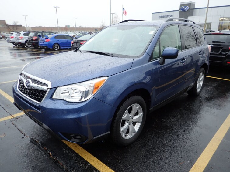 Used 2014 Subaru Forester 2.5i Premium SUV For Sale in Skokie, IL