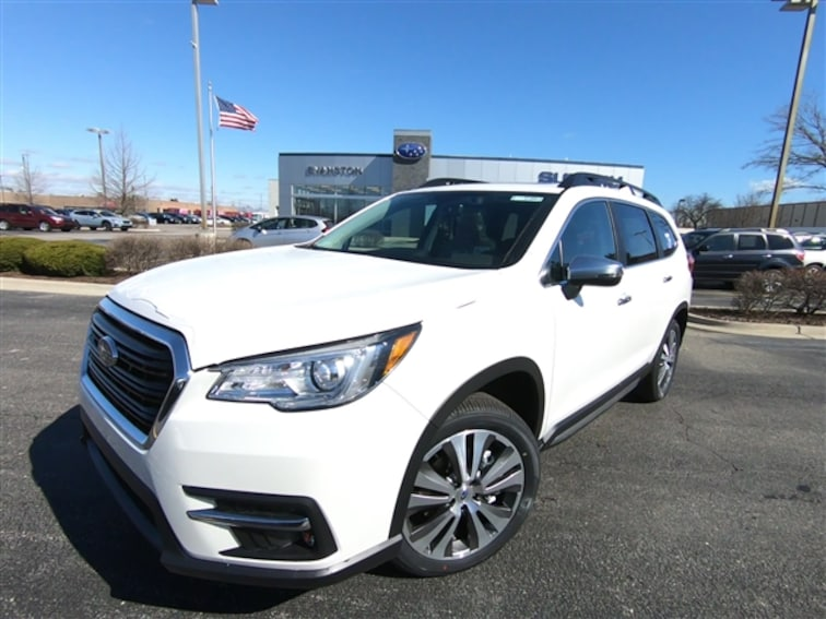 New 2019 Subaru Ascent Touring 7-Passenger SUV For Sale in Skokie, IL