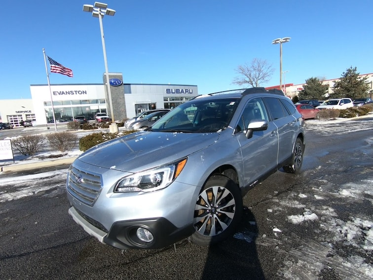 Used 2016 Subaru Outback 2.5i Limited SUV For Sale in Skokie, IL