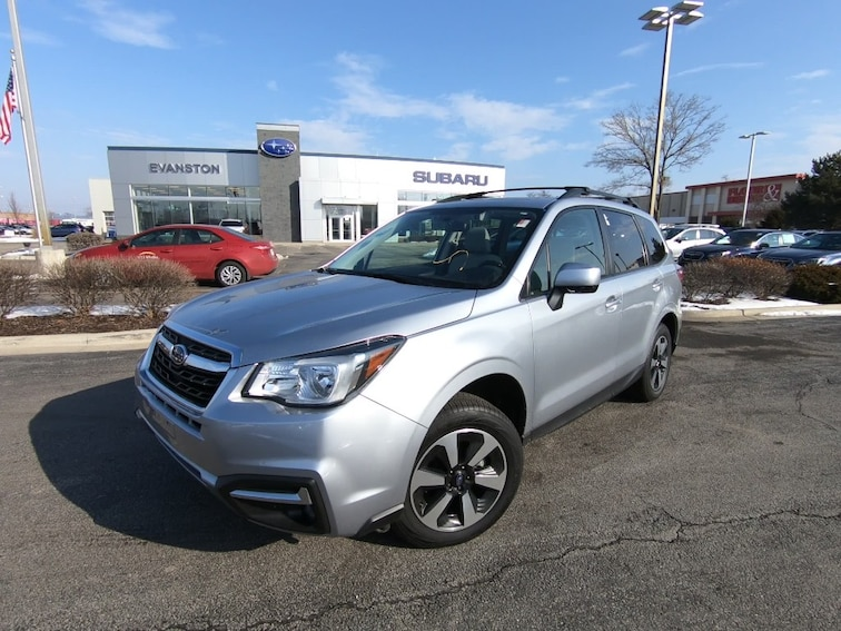 Used 2018 Subaru Forester 2.5i Premium SUV For Sale in Skokie, IL