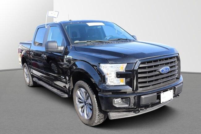 2017 Ford F-150 XL Truck SuperCrew Cab