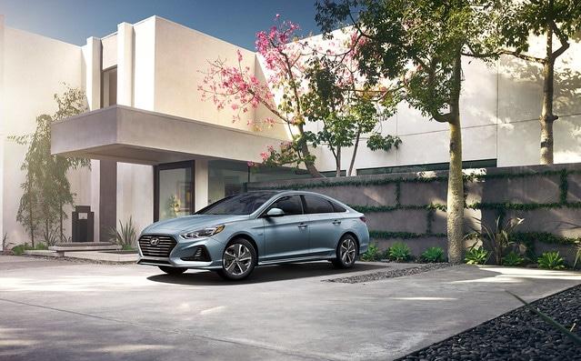 2019 Hyundai Sonata Hybrid | Evansville, IN