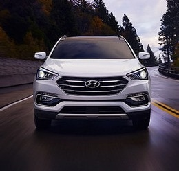 Hyundai Santa Fe Sport Vs Ford Edge Evansville Indiana