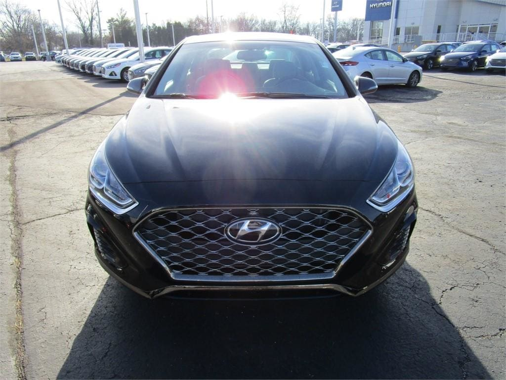New 2019 Hyundai Sonata For Sale at Evansville Hyundai | VIN