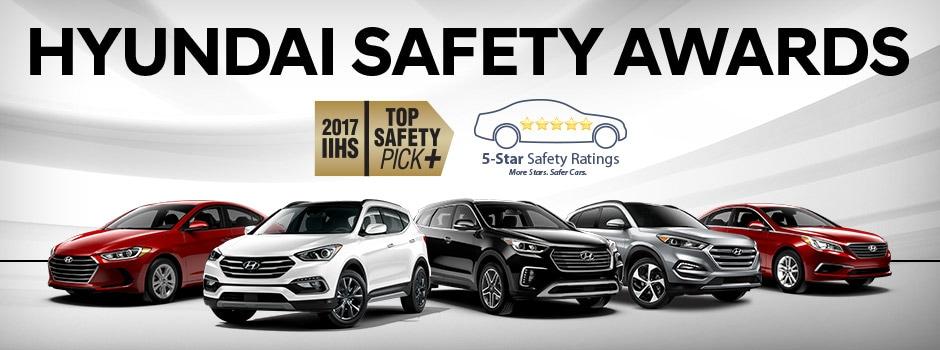 Hyundai Safety Awards Evansville Hyundai