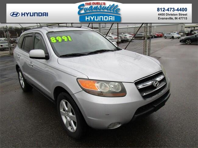 2007 Hyundai Santa Fe Limited SUV