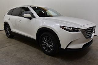 New 2021 Mazda Mazda CX-9 Touring SUV M573 for Sale in Evansville, IN, at Magna Motors