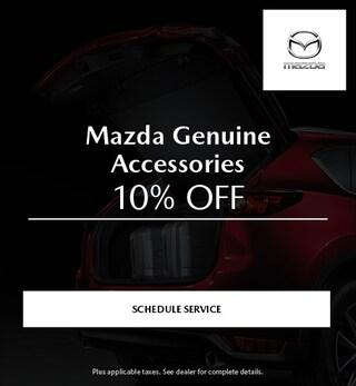 Mazda Genuine Accessories